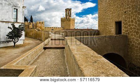 Badajoz Fortification