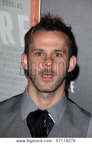 Dominic Monaghan at the