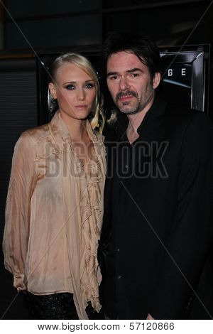 Pollyanna Rose and Billy Burke  at the
