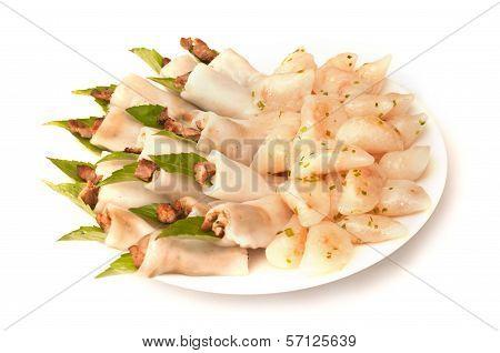 Vietnamese Tapioca  Dumplings