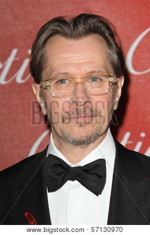 Gary Oldman at the 23rd Annual Palm Springs International Film Festival Awards Gala, Palm Springs Convention Center, Palm Springs, CA 01-07-12