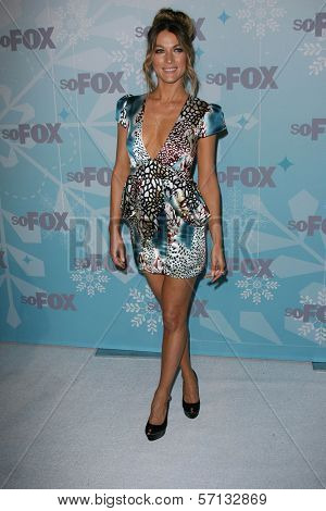 Natalie Zea at the 2011 FOX Winter All-Star Party, Villa Sorriso, Pasadena, CA. 01-11-11