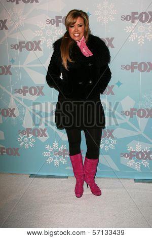 Mary Murphy at the 2011 FOX Winter All-Star Party, Villa Sorriso, Pasadena, CA. 01-11-11