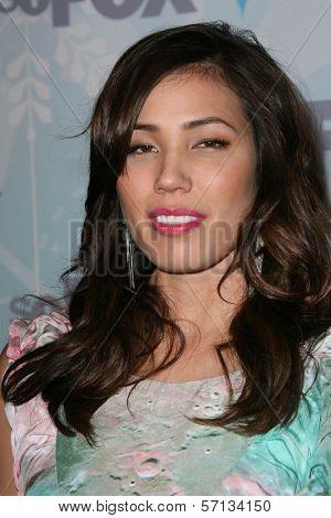 Michaela Conlin at the 2011 FOX Winter All-Star Party, Villa Sorriso, Pasadena, CA. 01-11-11