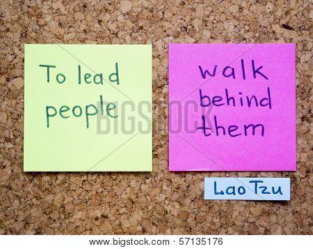 Lead People