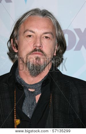 Tommy Flanagan  at the 2011 FOX Winter All-Star Party, Villa Sorriso, Pasadena, CA. 01-11-11