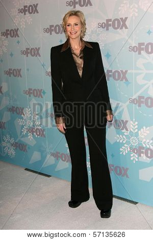 Jane Lynch at the 2011 FOX Winter All-Star Party, Villa Sorriso, Pasadena, CA. 01-11-11