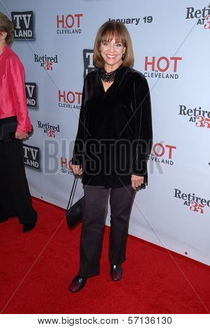 Valerie Harper at the