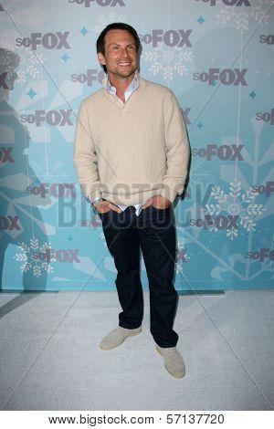 Christian Slater at the 2011 FOX Winter All-Star Party, Villa Sorriso, Pasadena, CA. 01-11-11