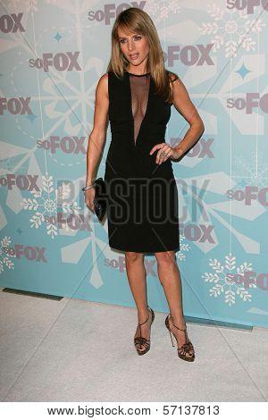 Jessalyn Gilsig  at the 2011 FOX Winter All-Star Party, Villa Sorriso, Pasadena, CA. 01-11-11