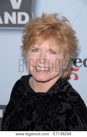 Bonnie Franklin at the