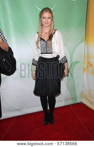 Pippa Black at the NBC Universal  Press Tour All-Star Party, Langham Huntington Hotel, Pasadcena, CA. 01-13-11