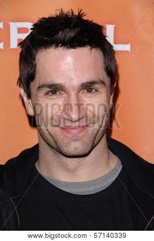 Sam Witwer at the NBC Universal  Press Tour All-Star Party, Langham Huntington Hotel, Pasadcena, CA. 01-13-11
