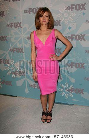 Jayma Mays at the 2011 FOX Winter All-Star Party, Villa Sorriso, Pasadena, CA. 01-11-11