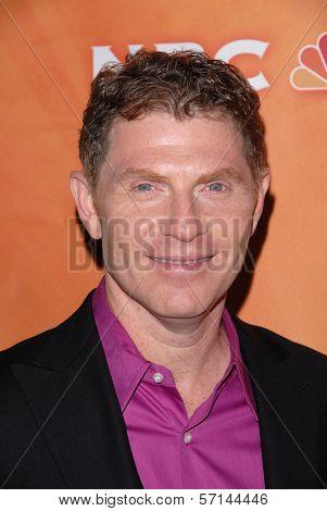 Bobby Flay at the NBC Universal  Press Tour All-Star Party, Langham Huntington Hotel, Pasadcena, CA. 01-13-11