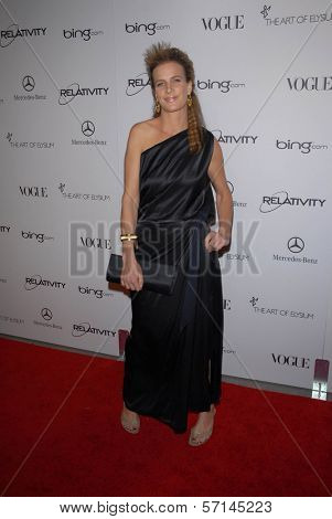 Rachel Griffiths at the 2011 Art Of Elysium