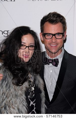 Brad Goreski at the 2011 Art Of Elysium