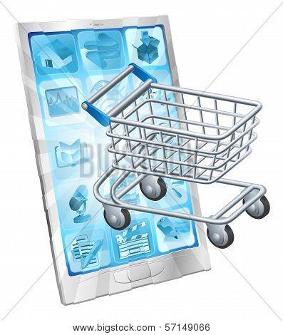 Mobile Shopping App Concept