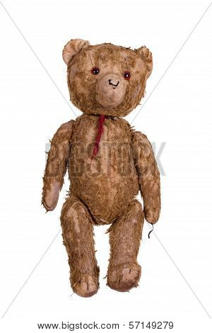 Very Old Teddybear