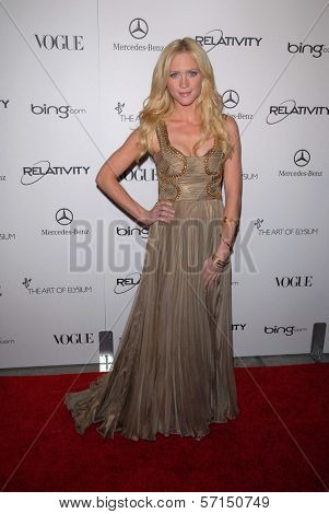 Brittany Snow  at the 2011 Art Of Elysium