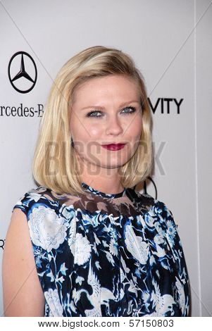Kirsten Dunst at the 2011 Art Of Elysium