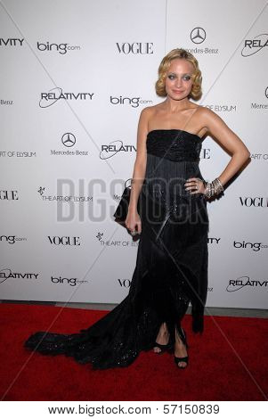 Nicole Richie  at the 2011 Art Of Elysium