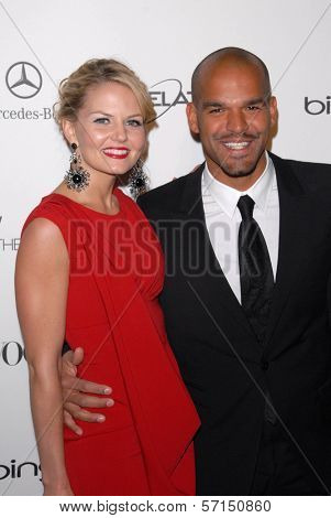 Jennifer Morrison and Amaury Nolasco at the 2011 Art Of Elysium