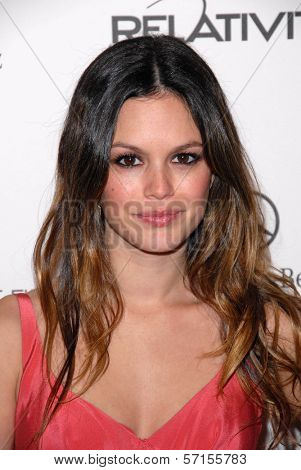 Rachel Bilson at the 2011 Art Of Elysium