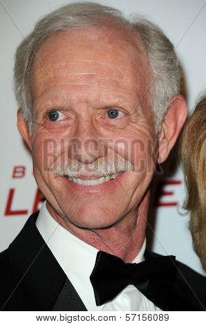 Chesley 'Sully' Sullenberger at the 8th Annual Living Legends of Aviation, Beverly Hilton Hotel, Beverly Hills, CA. 01-21-11