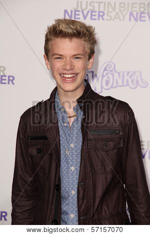 Kenton Duty at the