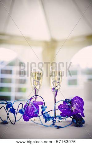 Wedding Champaign
