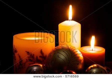 Candles and Bobbles