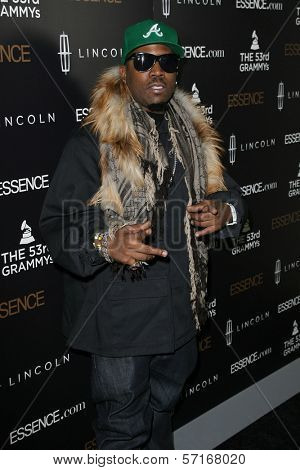 Big Boi at the 2nd Annual ESSENCE Black Women in Music Event, Playhouse, Hollywood, CA. 02-09-1