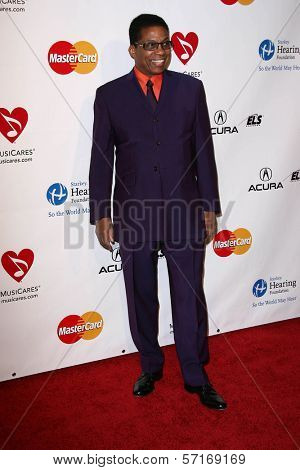 Herbie Hancock at the MusiCares Tribute To Barbra Streisand, Los Angeles Convention Center, Los Angeles, CA. 02-11-11