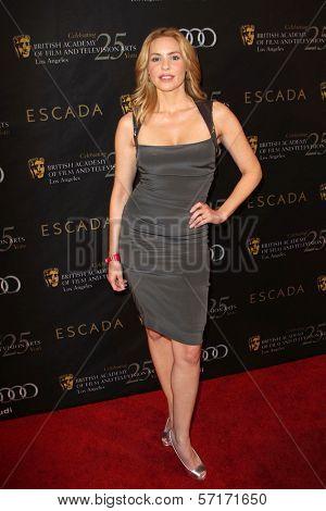 Olivia D'Abo at the 18th Annual BAFTA Los Angeles Awards Season Tea Party, Four Seasons Hotel, Los Angeles, CA 01-14-12