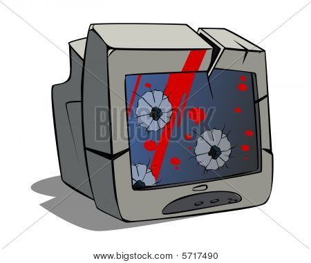The Broken Tv
