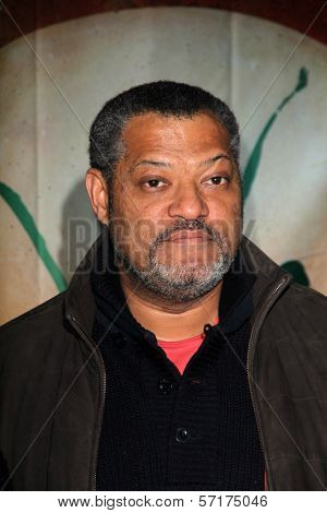 Laurence Fishburne at the