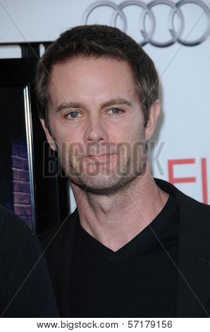 Garret Dillahunt at the