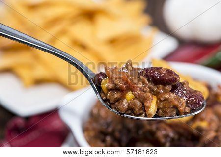 Homemade Chili Con Carne