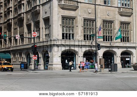 Chicago - Michigan Avenue
