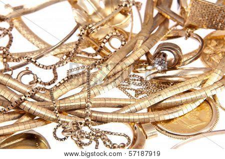 Heap Of Old Jewellery