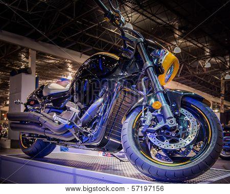 2014 Suzuki Boulevard, Michigan Motorcycle Show