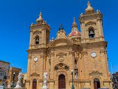 Xaghra Church in Gozo