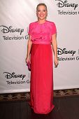 Jennifer Aspen at the Disney ABC