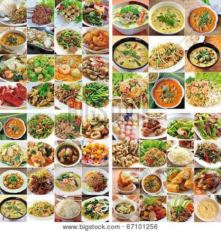 Thailand Delicious Food