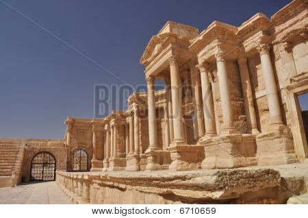 Theater at Palmyra