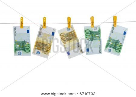 Laundered Money