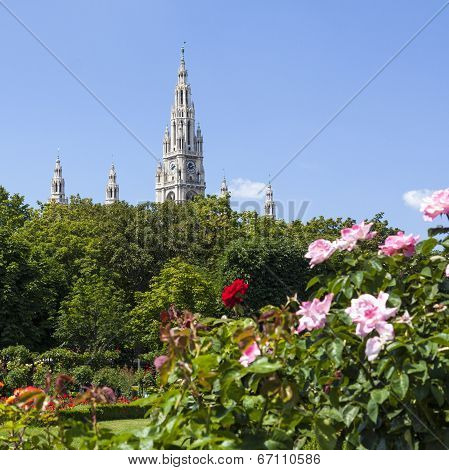 Vienna Landmark