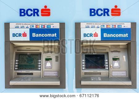 BCR ATM Machine