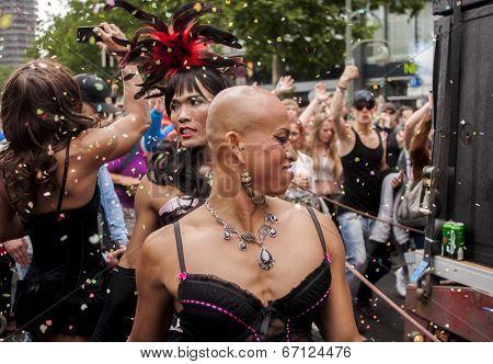 Gay Pride Parade In Berlin